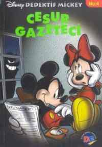 Dedektif Mickey - Cesur Gazeteci