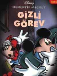 Dedektif Mickey - Gizli Görev