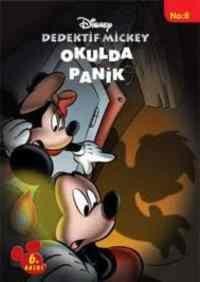 Dedektif Mickey:Okulda Panik