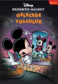 Dedektif Mickey - Geleceğe Yolculuk