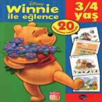Winnie İle Eğlence 3/4 Yaş