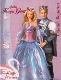 Barbie Kuğu Gölü: Kugu Prenses (Öykülü Boyama)