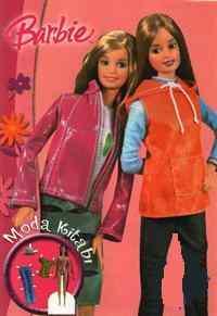Barbie Moda Kitabı