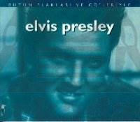 Elvis Presley Bütün Plakları ve CD'leriyle