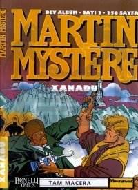 Martin Mystere Dev Albüm Sayı: 2 Xanadu