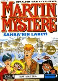 Martin Mystere 4; Sahra'nın Laneti