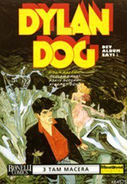Dylan Dog Dev Albüm; Sayı 1