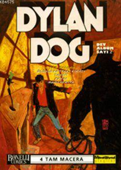 Dylan Dog Dev Albüm; Sayı 2