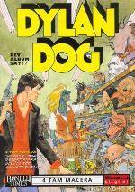 Dylan Dog Dev Albüm Sayı 7; Dört Tam Macera