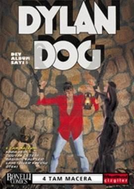 Dylan Dog Dev Albüm Sayı: 8 Kara Kedi / Zodyak Çetesi / Başıboş Kalpler / Lanetliler Kuyusu / Öteki