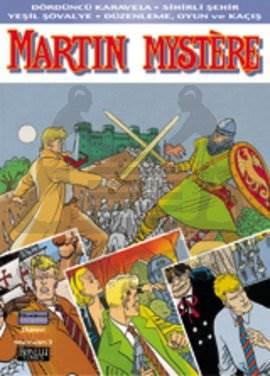 Efsanevi Martin Mystere Maceraları: 3