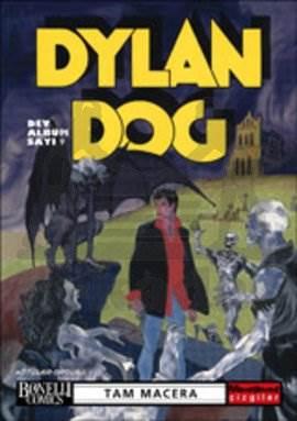 Dylan Dog Dev Albüm Sayı: 9 Kötüler Ordusu Tam Macera