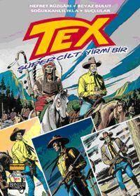 Tex Süper Cilt 21