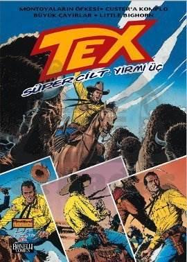 Tex Süper Cilt: 23