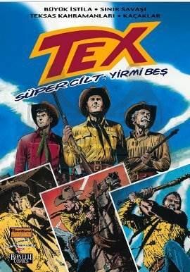 Tex Süper Cilt: 25
