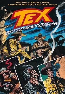 Tex Süper Cilt: 26