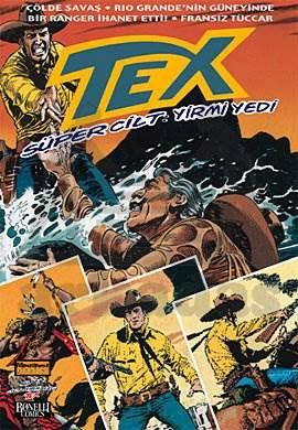 Tex Süper Cilt: 27