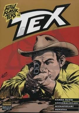 Altın Klasik Tex Sayı: 16