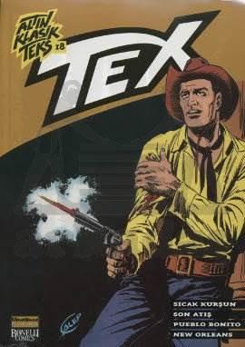 Altın Klasik Tex Sayı: 18