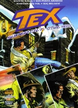 Tex Süper Cilt: 37