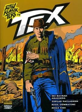 Tex Altın Klasik Sayı: 29