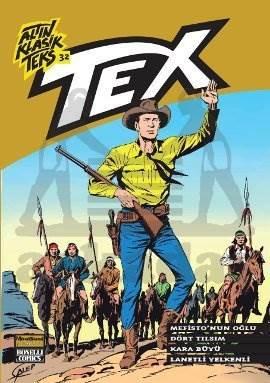 Altın Klasik Tex Sayı: 32