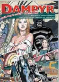 Dampyr Süper Cilt: 21 Palyaço, Büyü Sokağı, Hayalet Pilot, Batan Ay Tarikatı