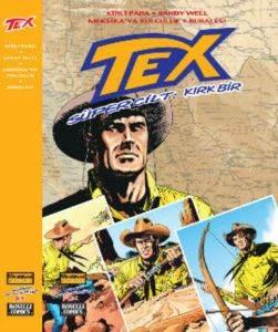 Tex Süper Cilt Sayı: 41
