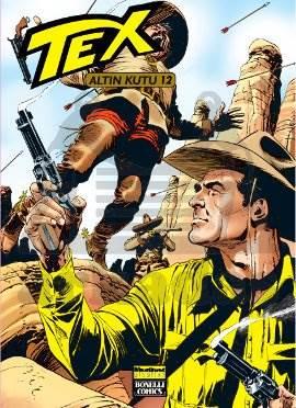 Tex Altın Kutu 12 (12 Dergi Takım)