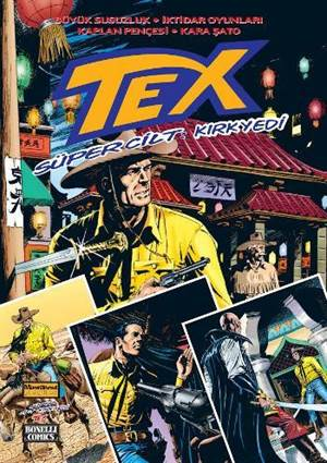 Tex Süper Cilt 47