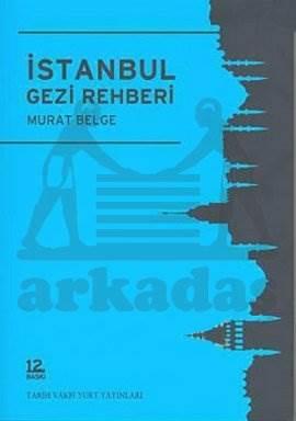 İstanbul Gezi Rehberi ( 12, Baski)