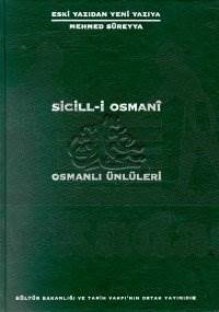 Sicil-İ Osmani Karton Kapak Takim 6 Cilt