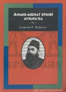 Ahmet Mithat Efendi Avrupa'Da