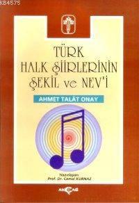 Türk Halk Şiirlerinin Şekil Ve Nev'i
