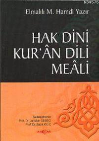 Hak Dini Kur´An Dili Meali