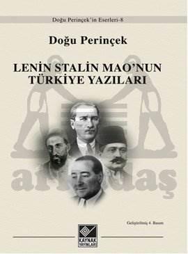 Lenin Stalin Mao'nun Türkiye Yazıları