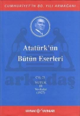Atatürkün Bütün Eserleri-21