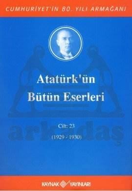 Atatürkün Bütün Eserleri-23