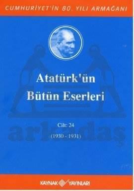 Atatürkün Bütün Eserleri-24