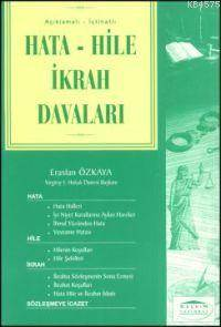Hata - Hile - Ikrah Davalari