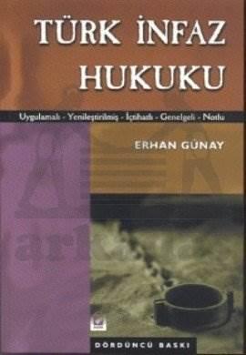 Türk İnfaz Hukuku