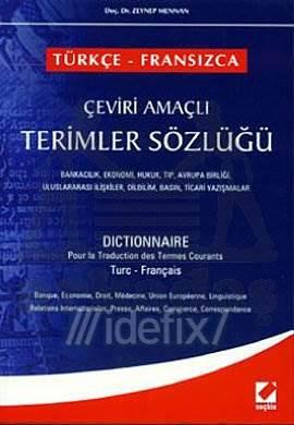 Çeviri Amaçlı Terimler Sözlüğü