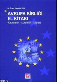 Avrupa Birligi El Kitabi; (kavramlar-kuramlar - Kisiler)