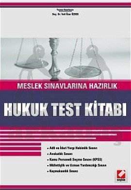 Hukuk Test Kitabı