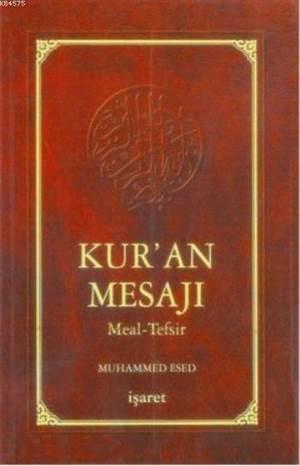 Kur'an Mesajı - Meal-Tefsir (Orta Boy, Mushaflı)