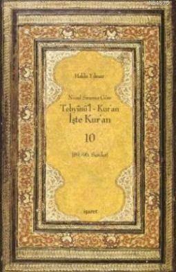 Tebyinü'l Kur'an İşte Kur'an 10; Nüzul Sırasına Göre (89.-96.Sureler)