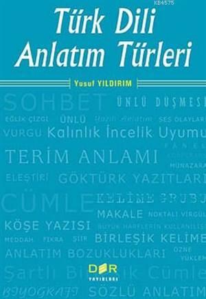 Türk Dili Anlatim Türleri