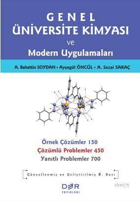 Genel Üniversite Kimyasi ve Modern Uygulamalari