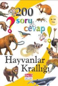 200 Soru ve Cevap-Hayvanlar Krallığı