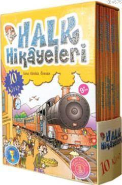 Halk Hikayeleri (10 Kitap)